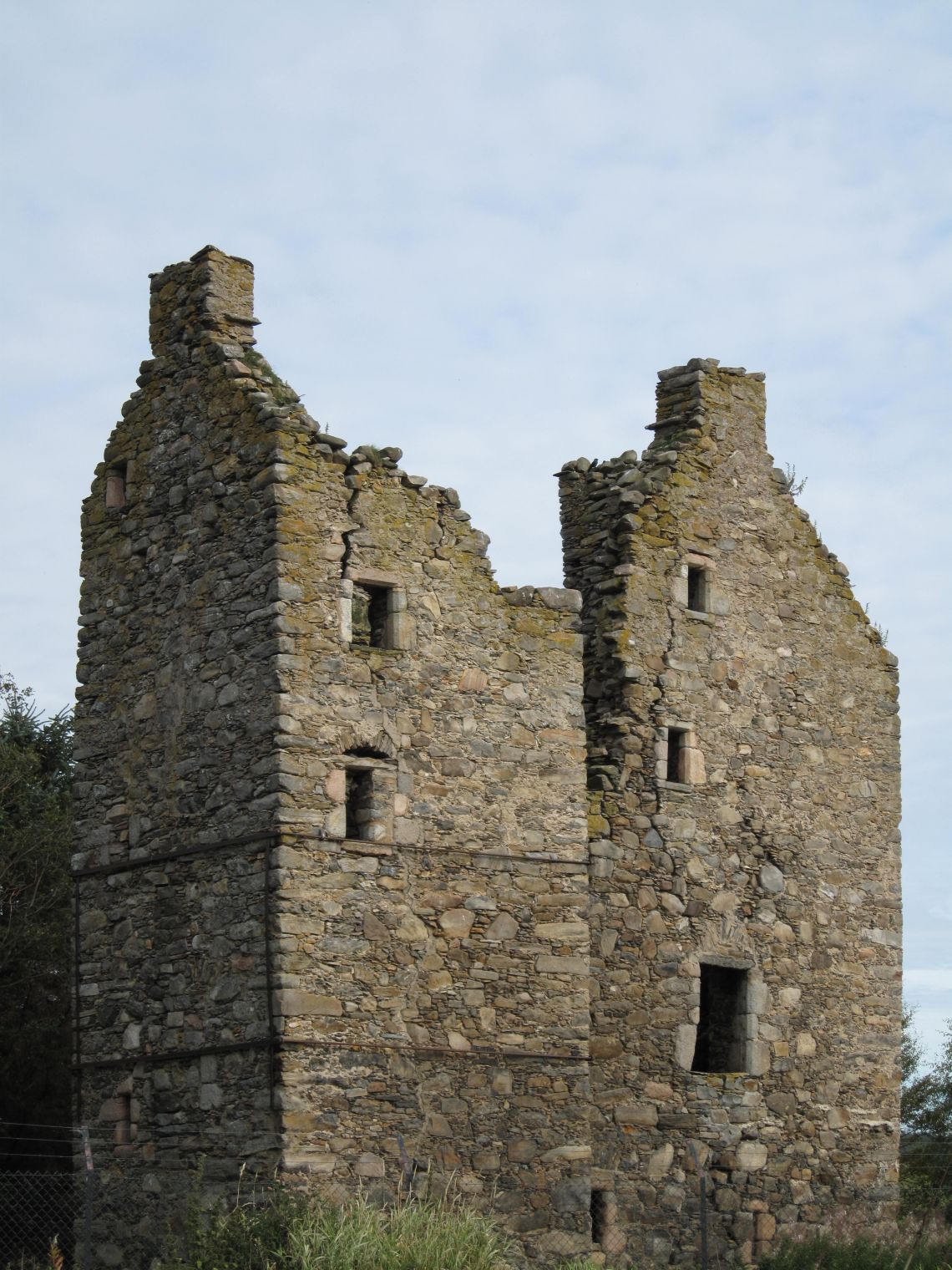 Blairfindy Castle, Moray