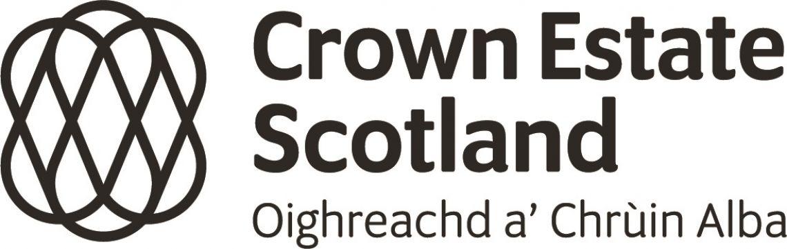 Crown Estate Scotland black logo - JPEG